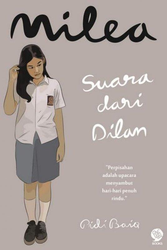 Cover Buku Milea Suara Dari Dilan (Dilan)