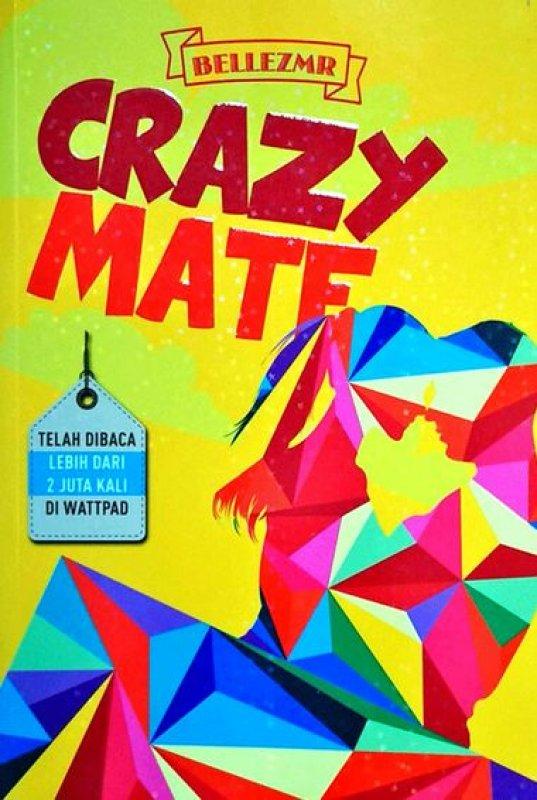Cover Buku Crazy Mate