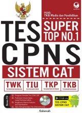Super Top No.1 Tes Cpns Sistem Cat + Cd