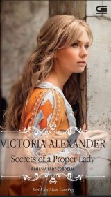 Historical Romance: Rahasia Lady Cordelia (Secrets Of A Proper Lady)