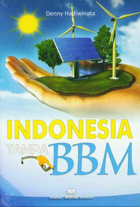 Cover Buku Indonesia Tanpa BBM