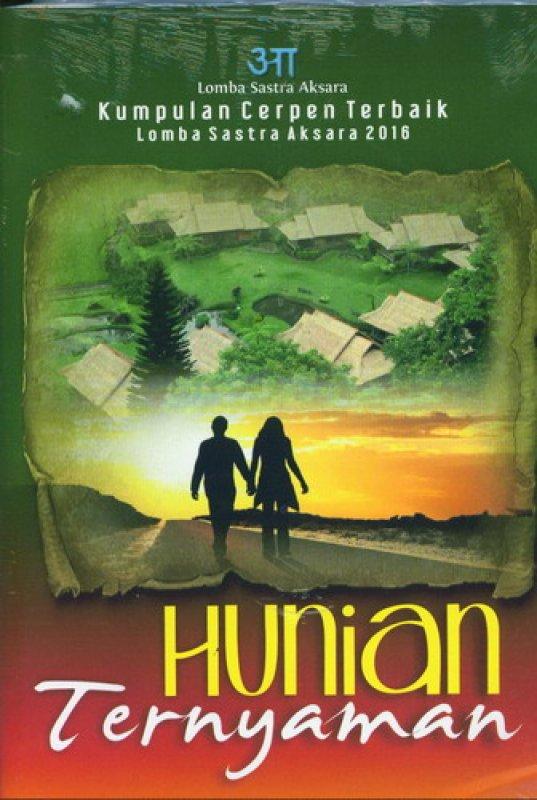 Cover Buku Hunian Ternyaman