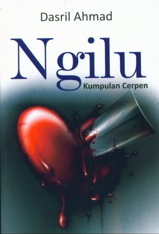 Cover Buku Ngilu (Kumpulan Cerpen)