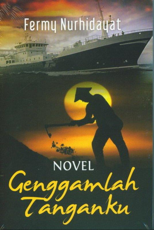 Cover Buku Genggamlah Tanganku