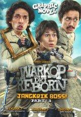 Warkop Dki Reborn : Jangkrik Boss! Part 1 Edisi Graphic Novel