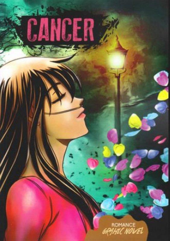 Cover Buku Cancer (Edisi Romance Graphic Novel)