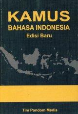 Kamus Bahasa Indonesia Edisi Baru (Distributor, SC)
