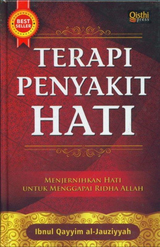 Cover Buku Terapi Penyakit Hati [cover baru]