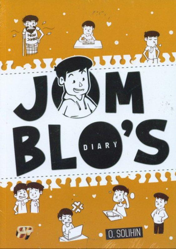 Cover Buku Jomblo s Diary