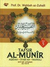 TAFSIR AL-MUNIR Jilid 5 [HC]