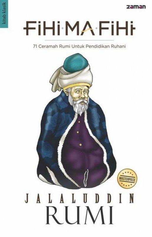 Cover Buku Fihi Ma Fihi