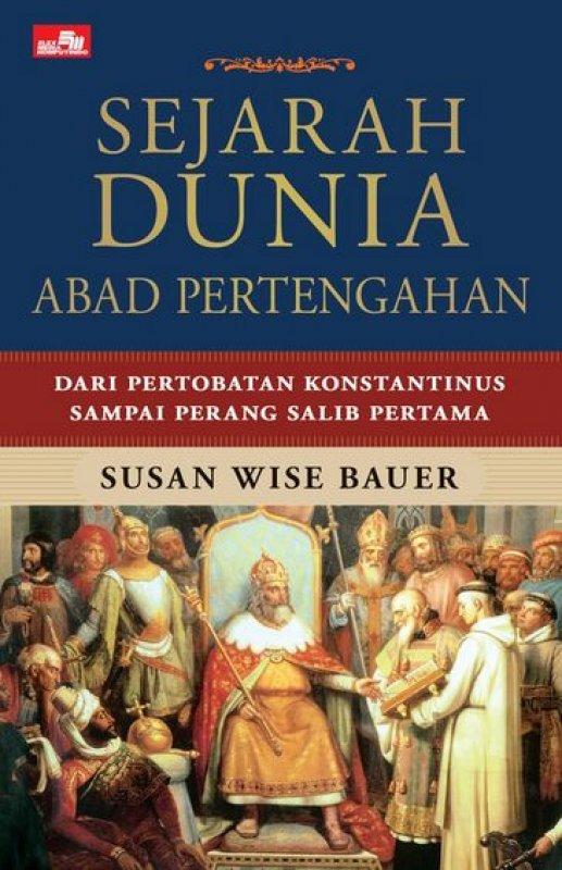 Cover Buku Sejarah Dunia Abad Pertengahan