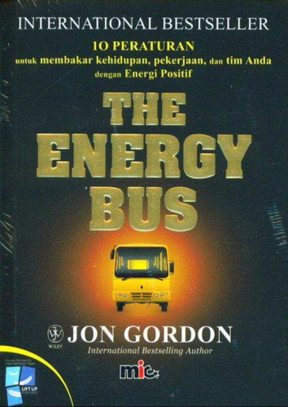 Cover Buku The Energy Bus [Soft Cover]