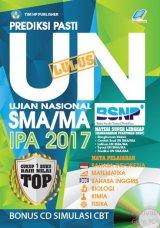 Prediksi Pasti Lulus UN SMA/MA IPA 2017 [Bonus CD SIMULASI CBT]