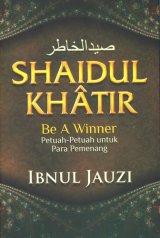 Shaidul Khatir : Be A Winner [Cover Baru]