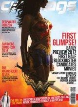 Majalah Cinemags Cover Wonder Woman | Edisi 205 - September 2016