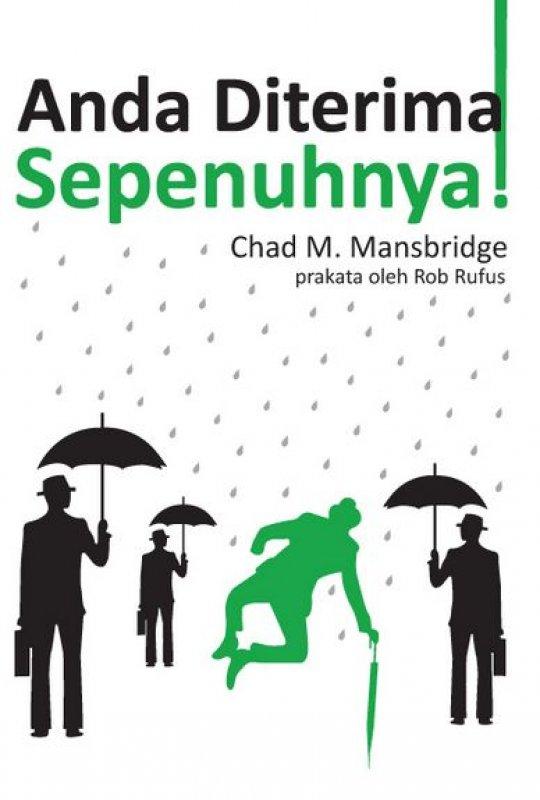 Cover Buku Anda Diterima Sepenuhnya!