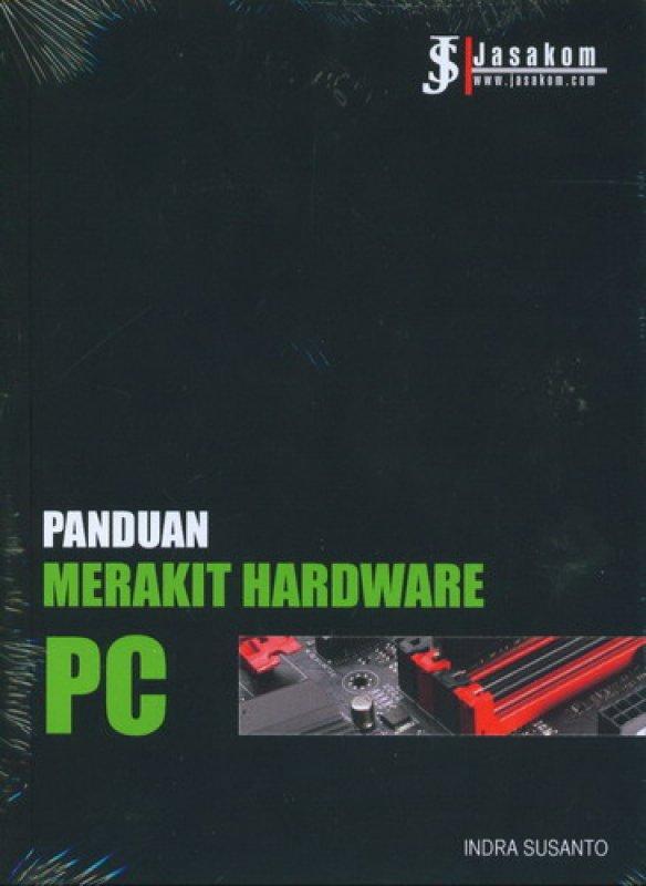 Cover Belakang Buku Panduan Merakit Hardware PC