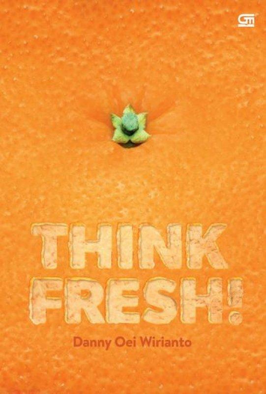 Cover Buku Think Fresh