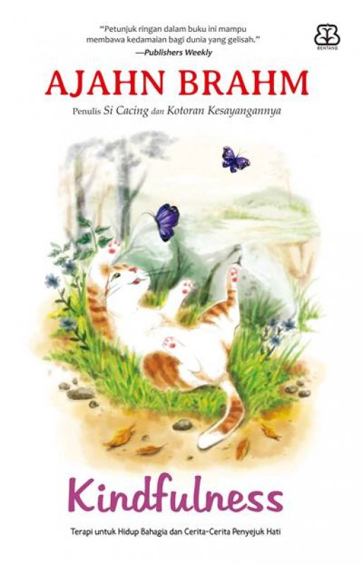 Cover Buku Kindfulness