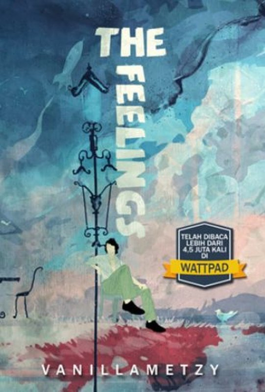 Cover Buku The Feelings