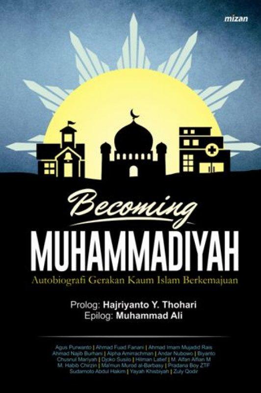 Cover Buku Becoming Muhammadiyah