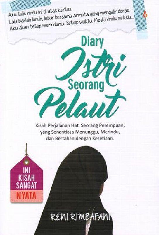 Cover Buku Diary Istri Seorang Pelaut