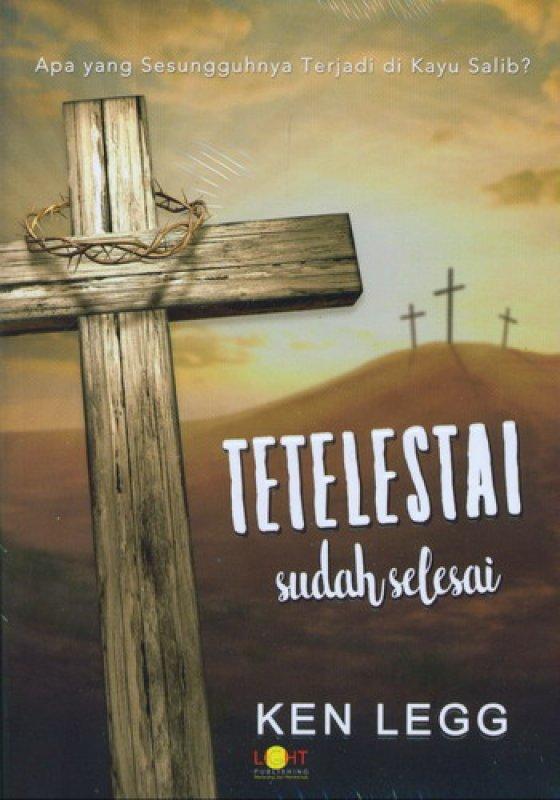 Cover Buku TETELESTAI: Sudah Selesai
