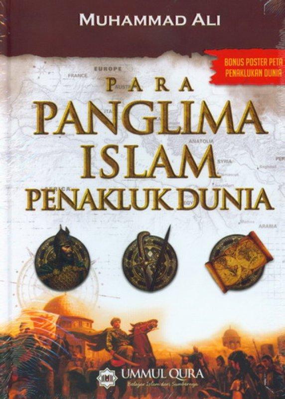 Cover Buku Para Panglima Islam Penakluk Dunia