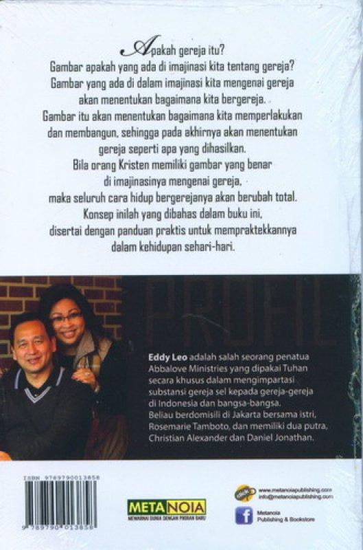 Cover Belakang Buku EKKLESIA