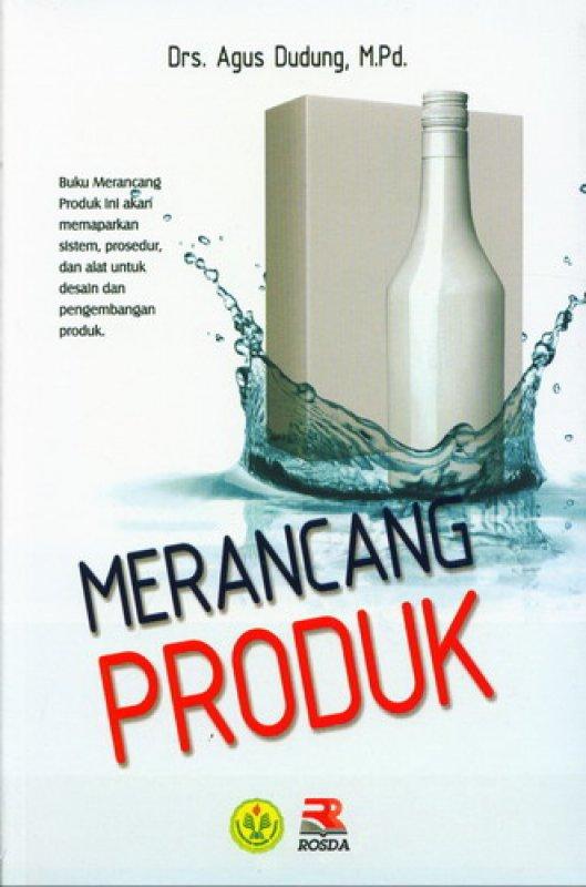 Cover Buku Merancang Produk