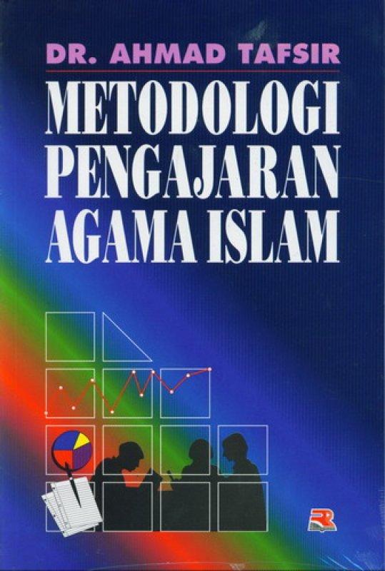 Cover Buku Metodologi Pengajaran Agama Islam