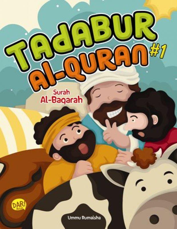 Cover Buku PAI: TADABBUR AL-QURAN #1: SURAH AL-BAQARAH
