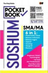 POCKET BOOK : SOSHUM SMA/MA 6 IN 1