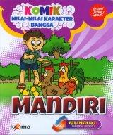 Komik Nilai-Nilai Karakter Bangsa: MANDIRI (Bilingual) (Promo Luxima)