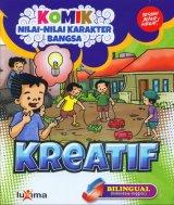 Komik Nilai-Nilai Karakter Bangsa: KREATIF (Bilingual) (Promo Luxima)