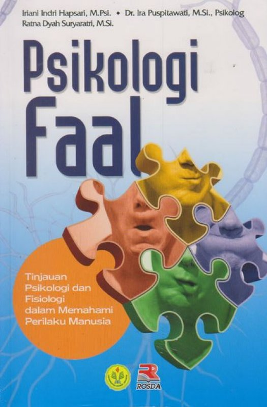 Cover Buku Psikologi Faal