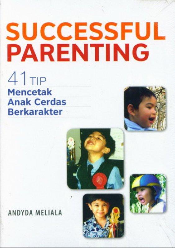 Cover Buku Successful Parenting ( bk )