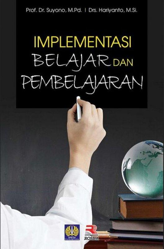 Cover Buku Implementasi Belajar dan Pembelajaran