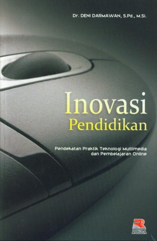 Cover Buku Inovasi Pendidikan