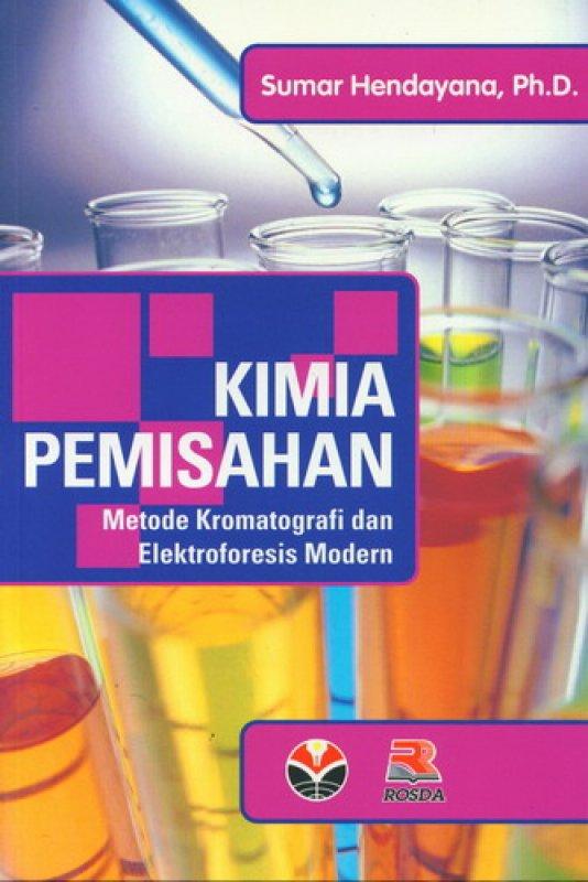 Cover Buku Kimia Pemisahan