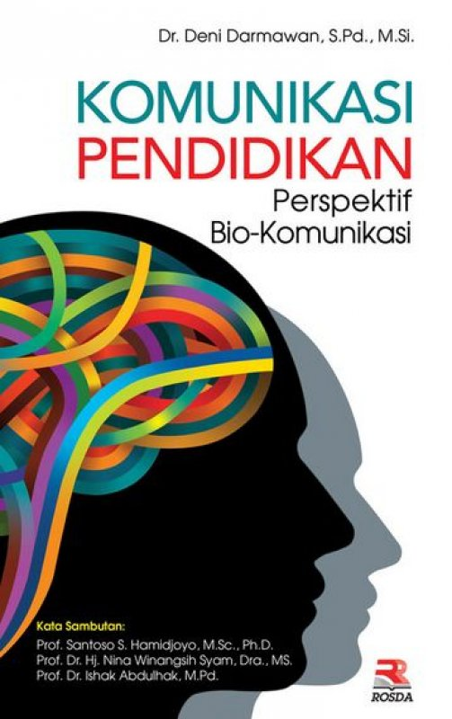 Cover Buku Komunikasi Pendidikan Perspektif Bio-Komunikasi