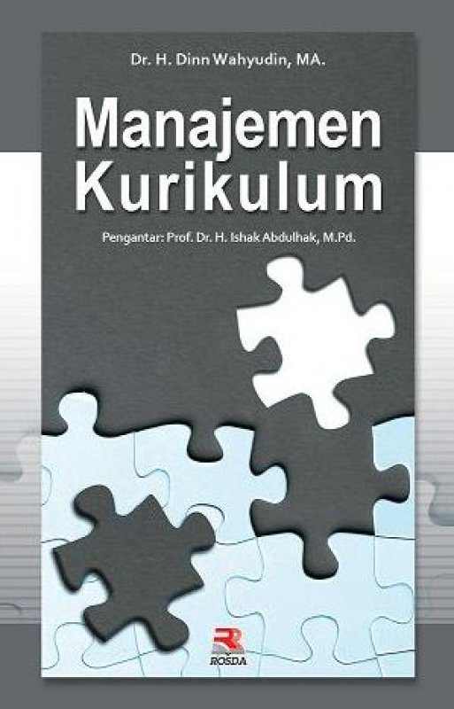 Cover Buku Manajemen Kurikulum