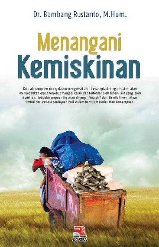 Cover Buku Menangani Kemiskinan