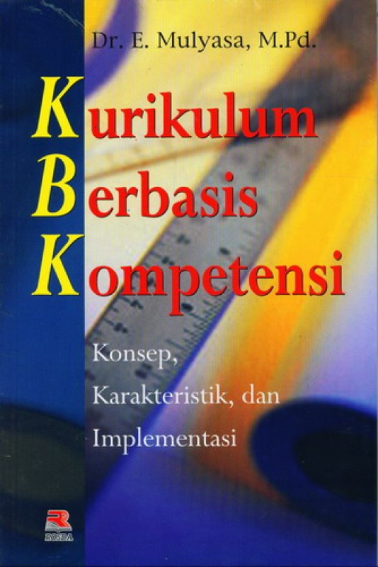 Cover Buku Kurikulum Berbasis Kompetensi