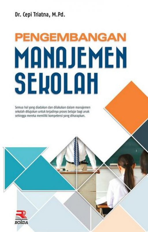 Cover Buku Pengembangan Manajemen Sekolah