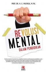 Revolusi Mental dalam Pendidikan