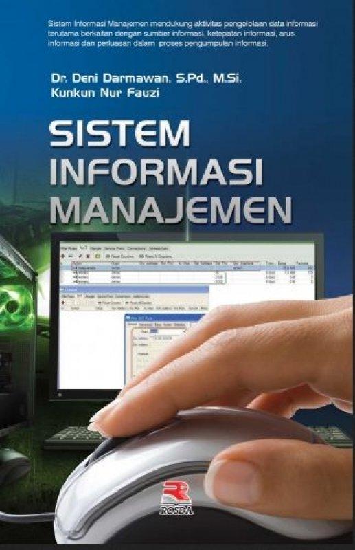 Cover Buku Sistem Informasi Manajemen