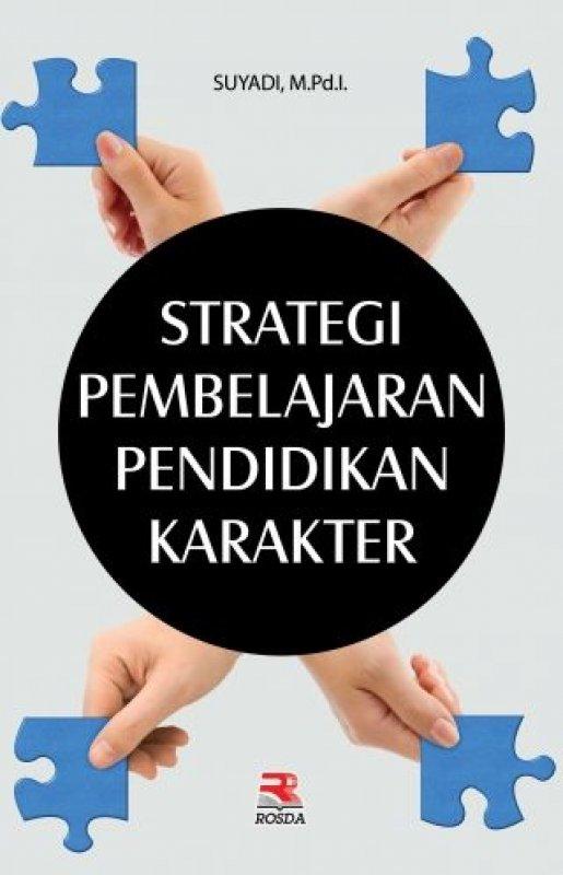 Cover Buku Strategi Pembelajaran Pendidikan Karakter