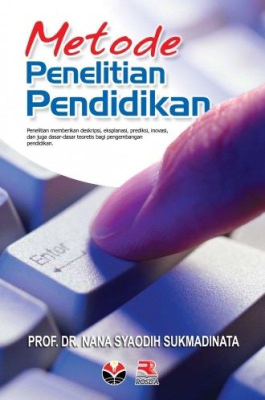 Cover Buku Metode Penelitian Pendidikan